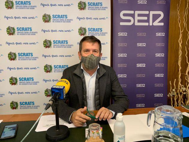 Juan Marín Bravo, presidente de Proexport.