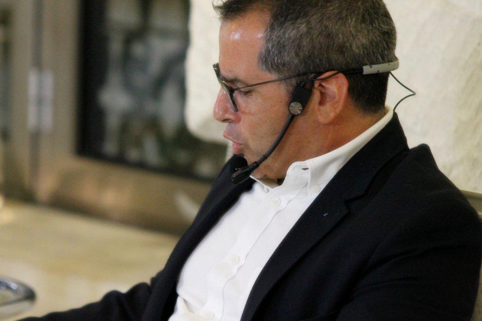 Carlos Arcaya, jefe de Informativos y Programas de Radio Alicante SER