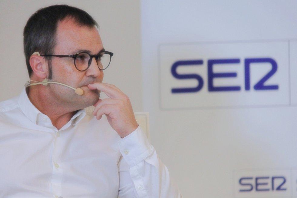 César Anca, presidente de la Asociación de Restaurantes de Alicante (ARA)