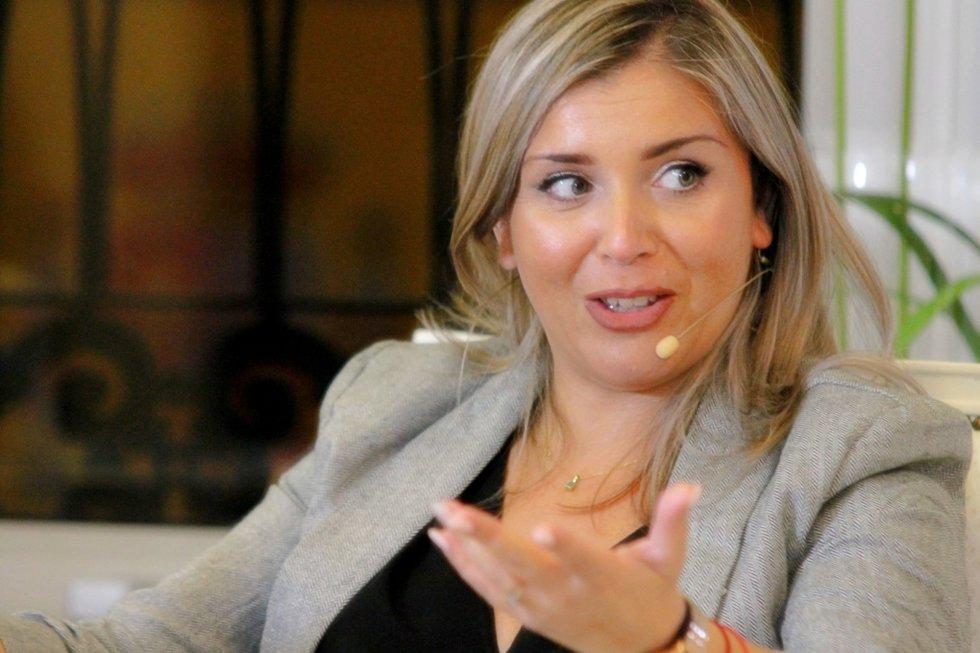 Mari Carmen Sánchez, vicealcaldesa de Alicante y concejala de Turismo del Ayuntamiento de Alicante