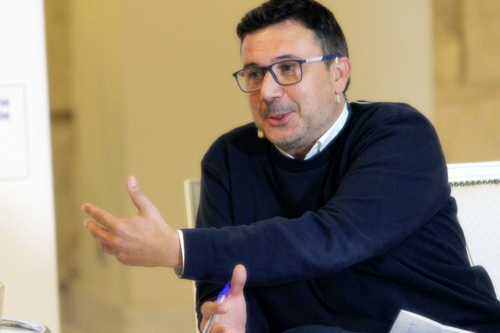 Nicolás Ayela, miembro de la Junta Directiva de la Asociación Provincial de Empresarios de Hostelería de Alicante (APEHA)