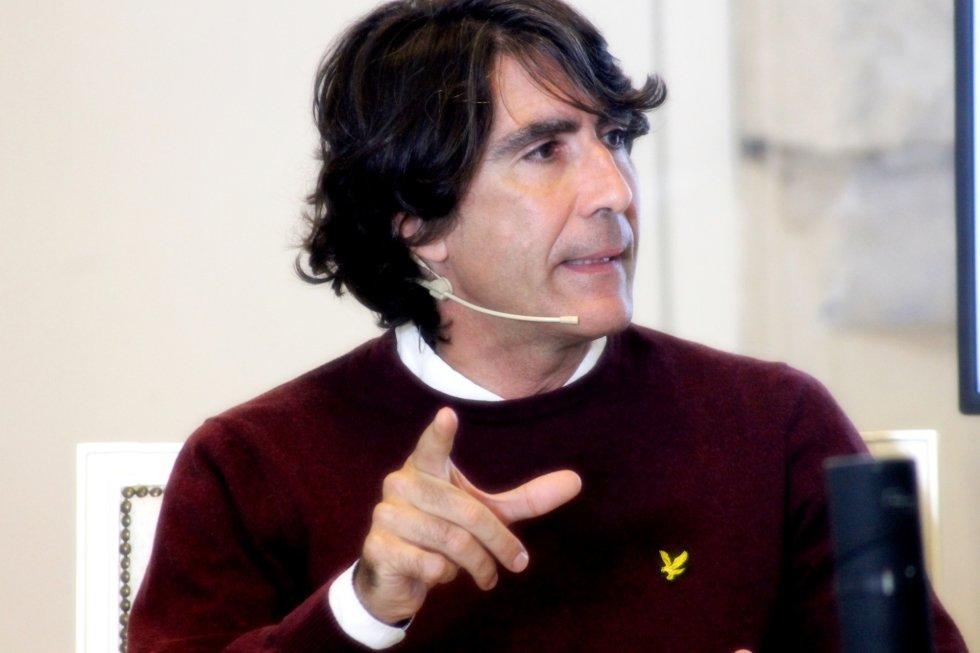 Javier Galdeano, presidente de la Asociación de Locales de Restauración y Ocio de Alicante (ALROA)