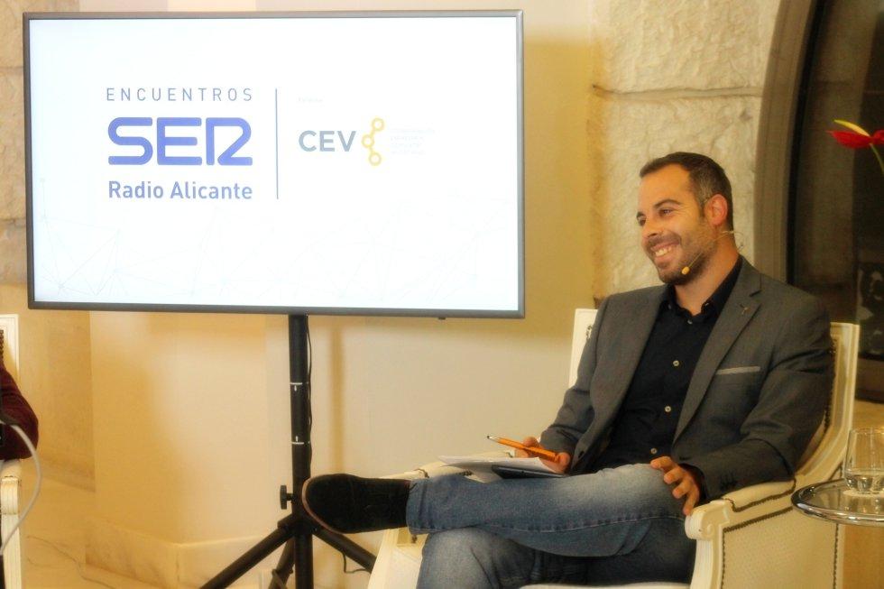 Mario Villar, director de Inteligencia Turística de la Generalitat Valenciana