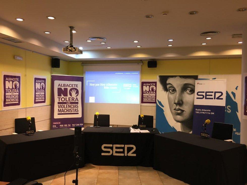 Especial 'Hoy por hoy Albacete' desde el Centro de la Mujer