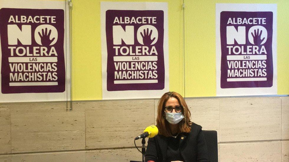 Cira García, magistrada del Juzgado de Violencia sobre la Mujer exclusivo en Albacete