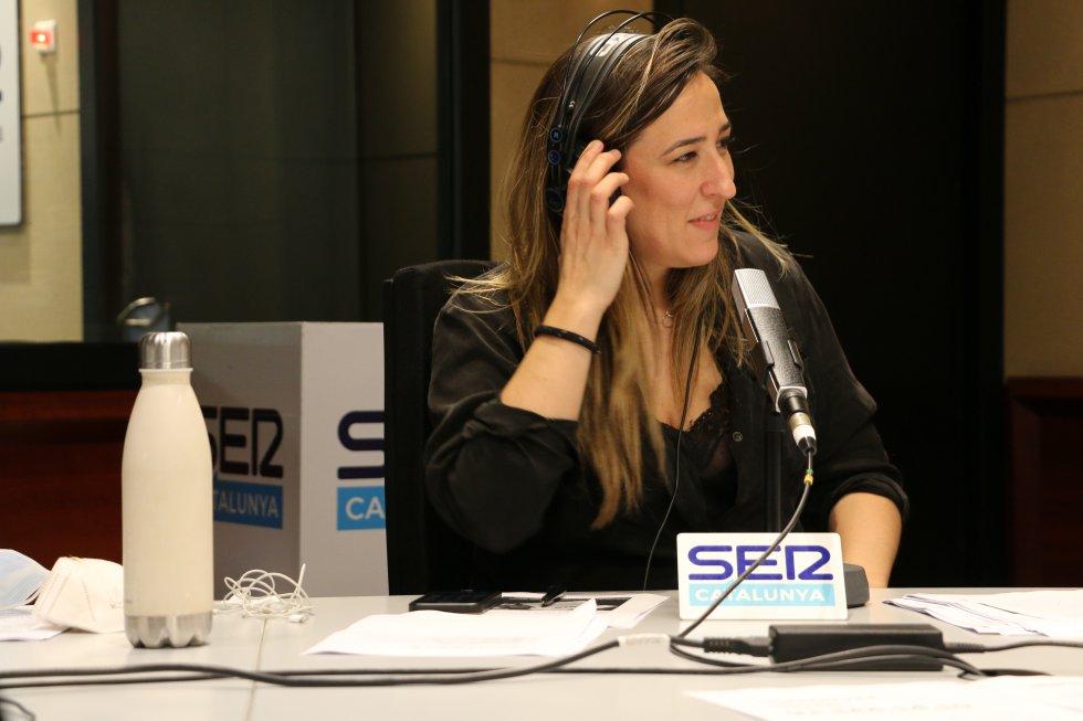Carla Turró, directora de 'El Balcó' també va passar pel 'Cap Nen Sense Joguina'