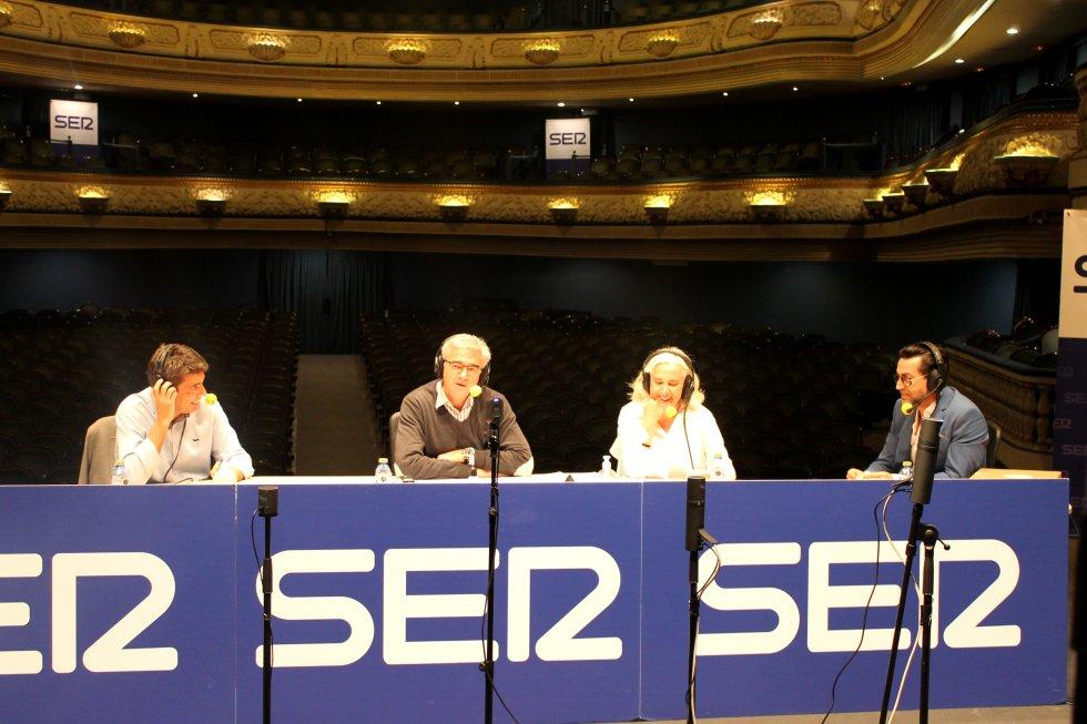 La Ventana, desde el Teatro Principal de Alicante