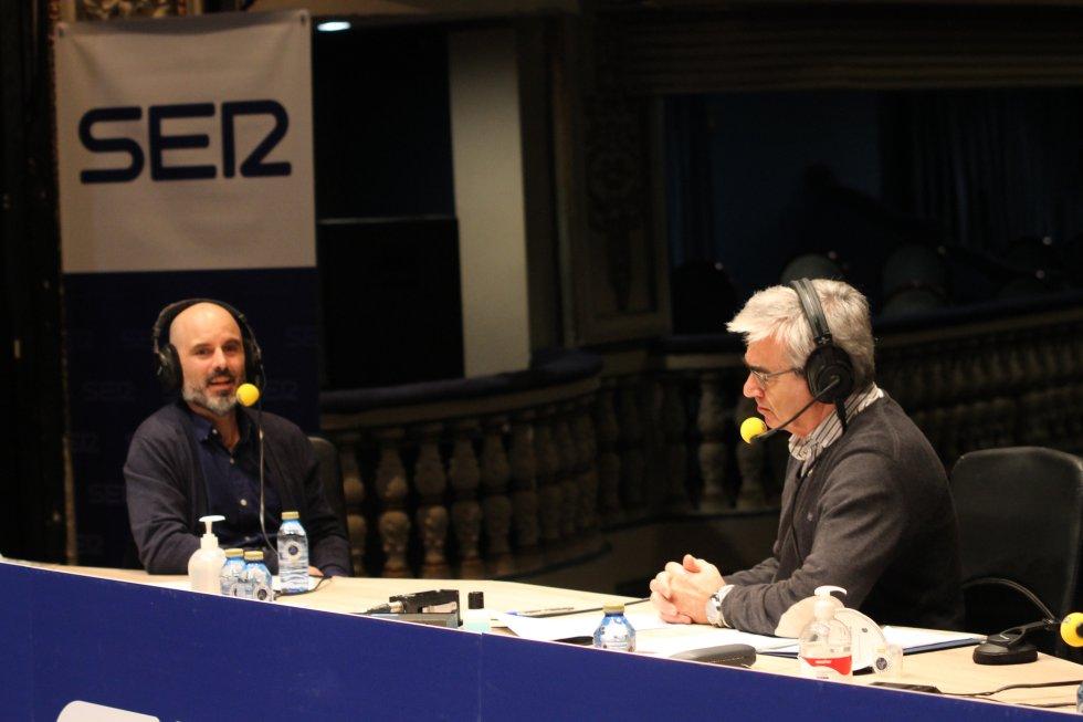 José Carlos Ruiz, Más Platón y menos WhatsApp y Carles Francino
