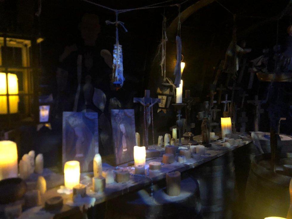 FOTOGALERÍA | Ensayos generales en Puy du Fou