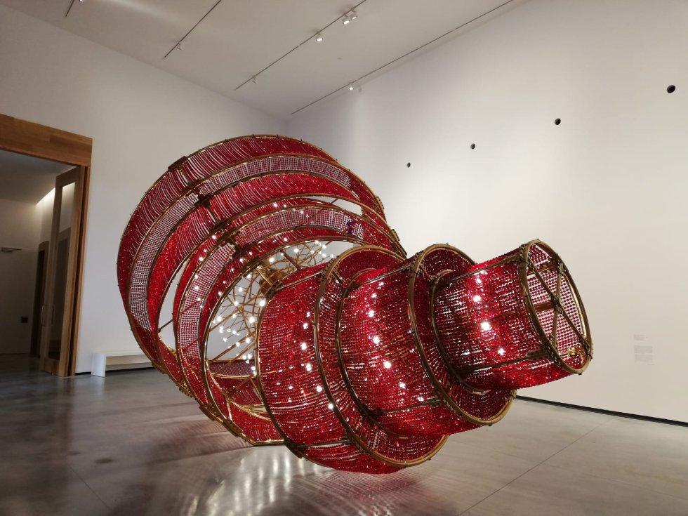 """""""Luz descendente"""" de Ai Weiwei"""