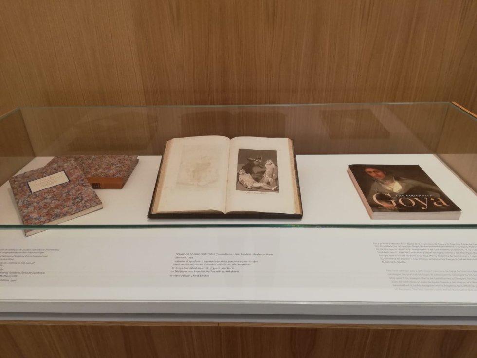 Sala dedicada a Goya