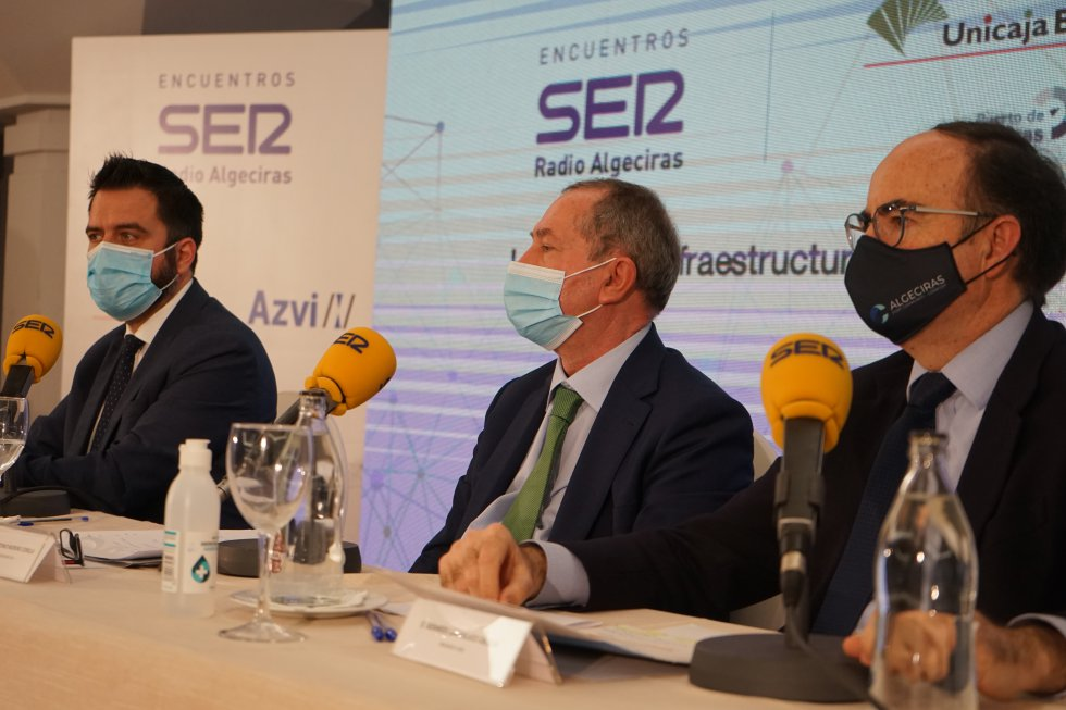 Encuentro SER: logística e infraestructuras en el Campo de Gibraltar. Una apuesta para 2021.