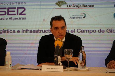 Sergio Vázquez Torrón, Secretario General Infraestructuras