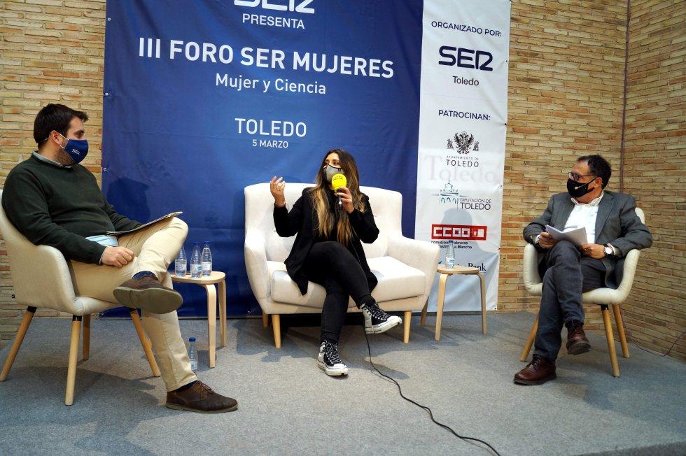 FOTOGALERÍA | Las imágenes del pasado Foro SER Mujer en Toledo