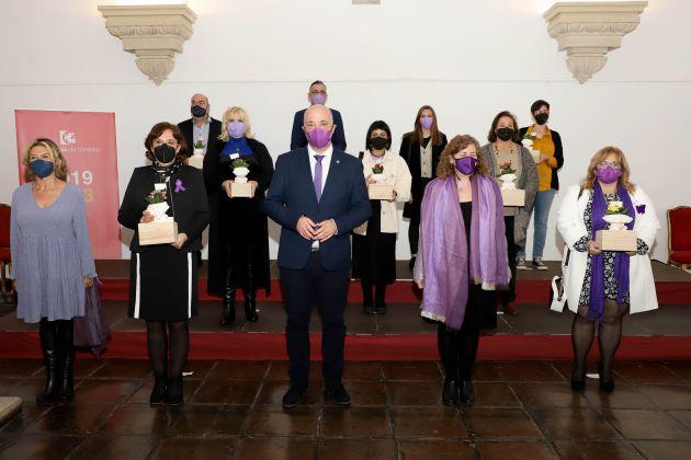 Entrega de los Premios Igualdad 2021 de la Diputación de Córdoba