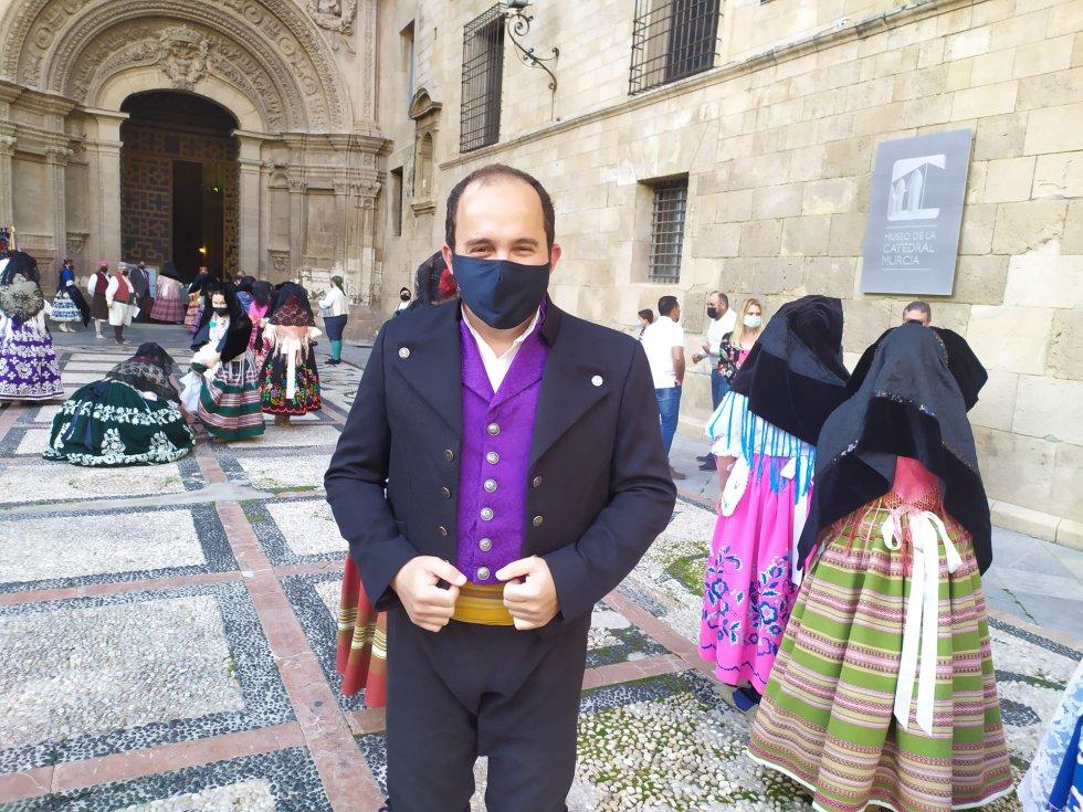 Imágenes de un Bando de la Huerta restringido