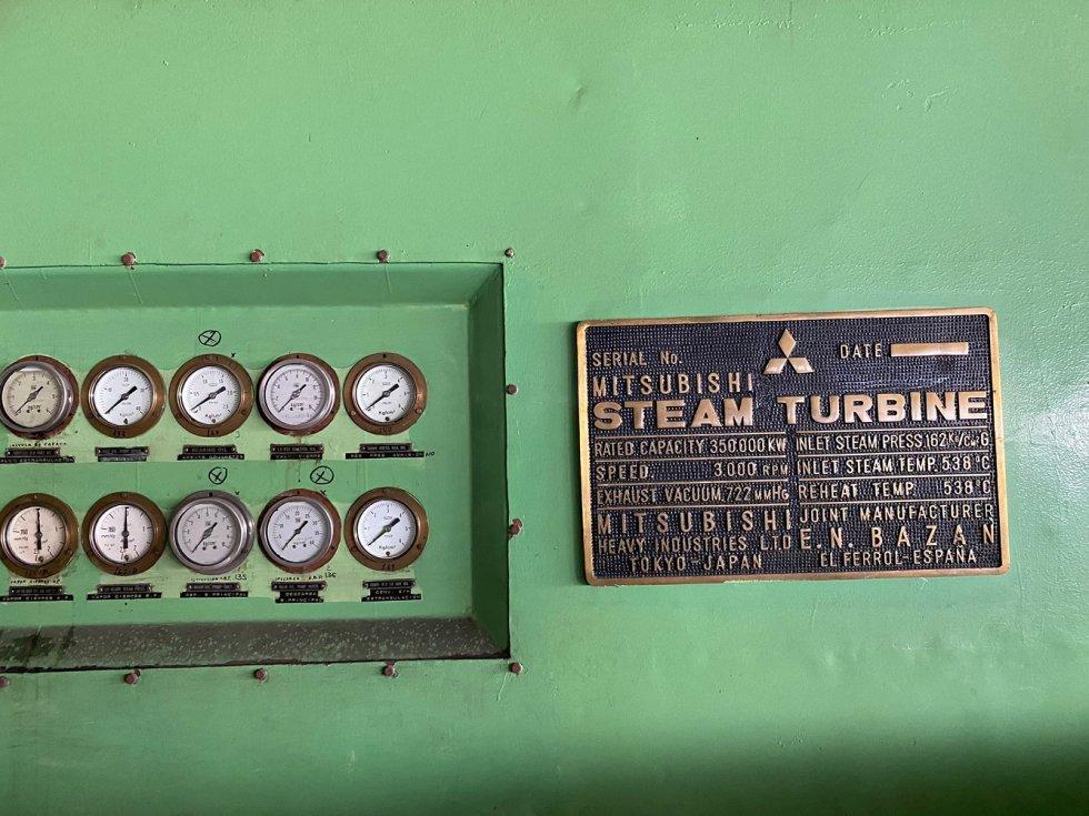 Maquinaria de la Térmica