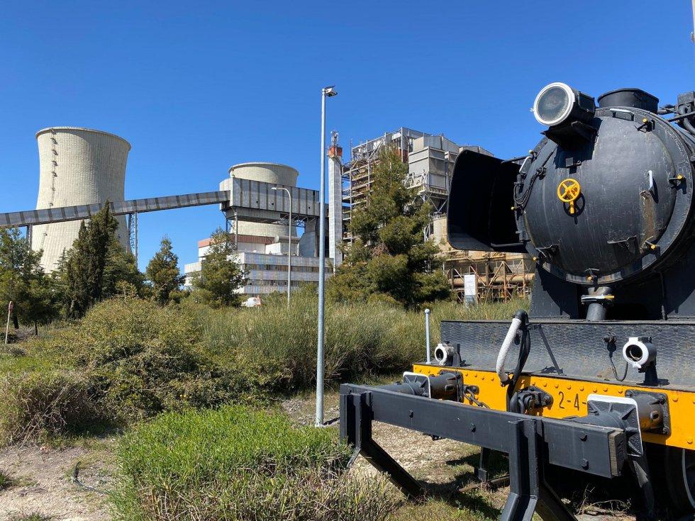 Exterior de la Térmica de Andorra