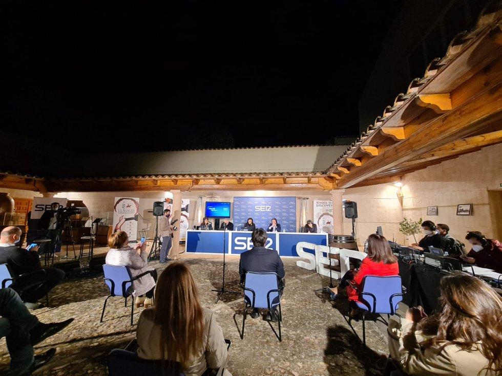 El programa especial Hora 25 desde Alcázar de San Juan, en imágenes