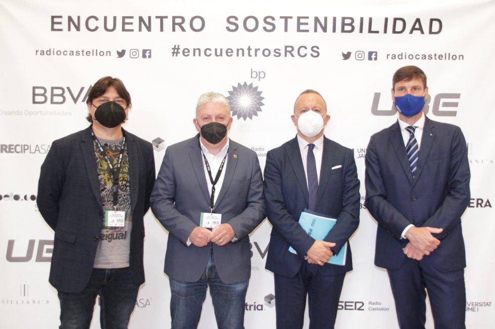 FOTOGALERÍA | 'Encuentro Sostenibilidad. Nuevos retos económicos, sociales y medioambientales'