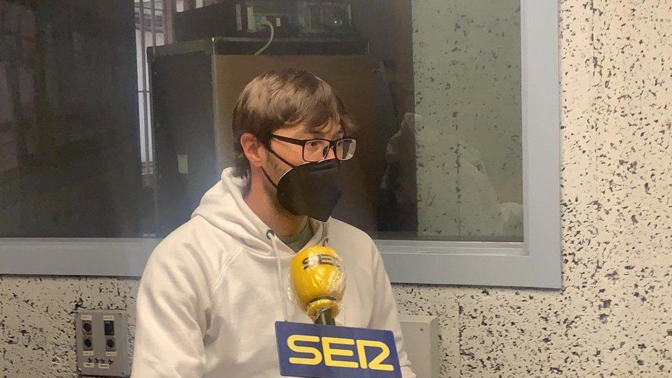 Fenando Fernández Cao, de Pádel Allariz