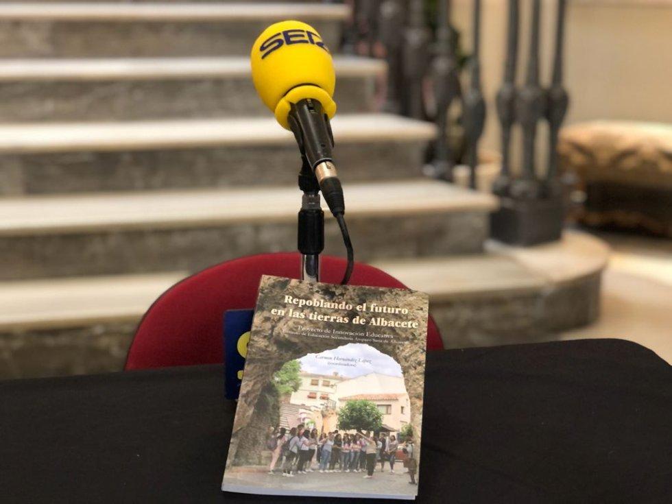 Las imágenes de 'Hoy por hoy Albacete': Jóvenes y Proyectos contra la despoblación