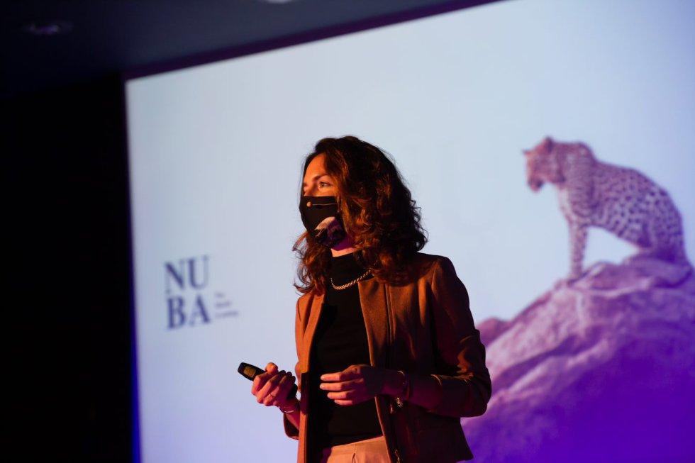 Ana Alonso habla de turismo en pandemia.