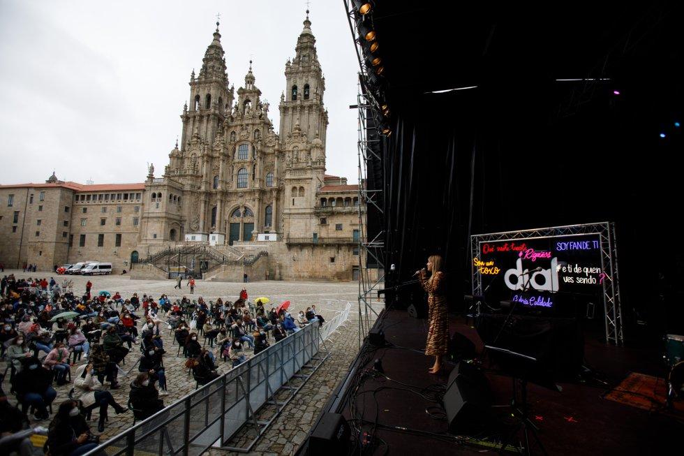 Las imágenes del Únicos de Cadena Dial en Santiago