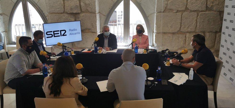 Debate en el ecuador de la legislatura en el Ayuntamiento de Alicante
