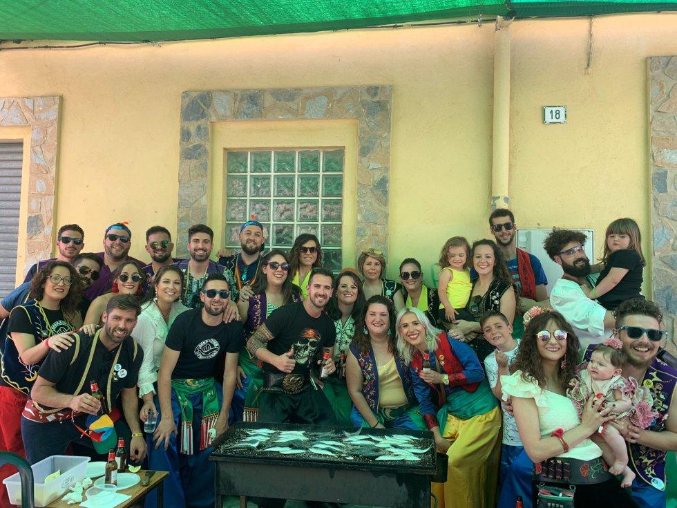 Recuerda tus Moros y Cristianos y participa en el concurso de Radio Elda SER y Los40 (I)