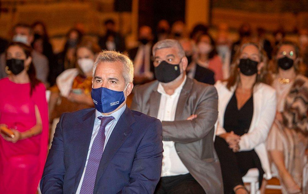 Diego Suárez, director de Contenidos de la Cadena SER Andalucía