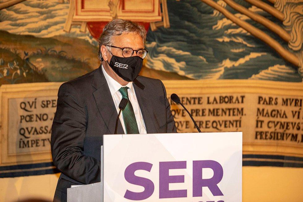 Antonio Yélamo, director de la Cadena SER Andalucía