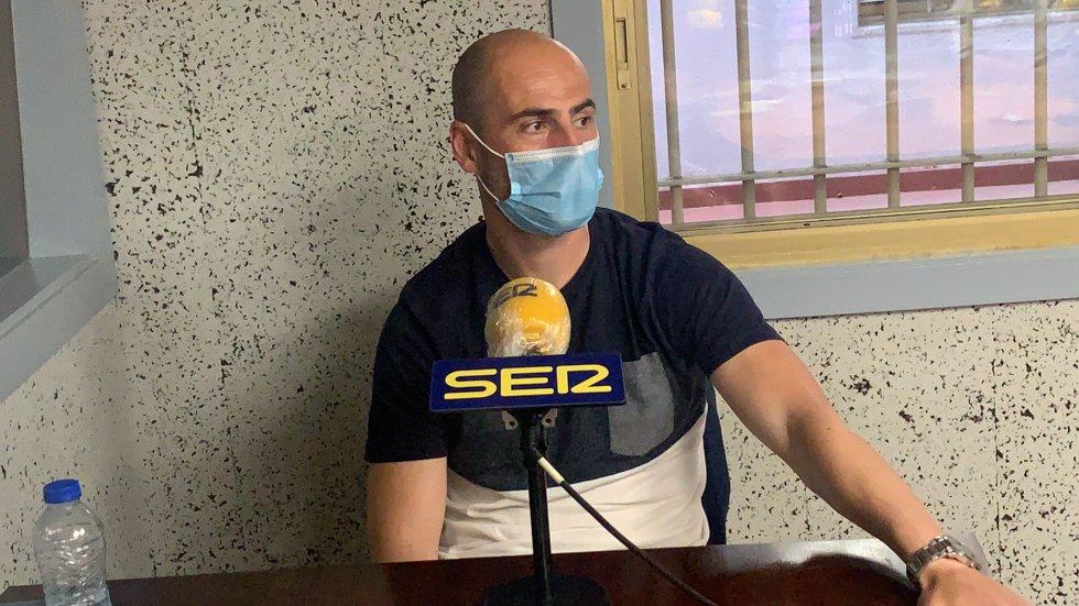 Marcos Moure, Delegado del Sala Ourense