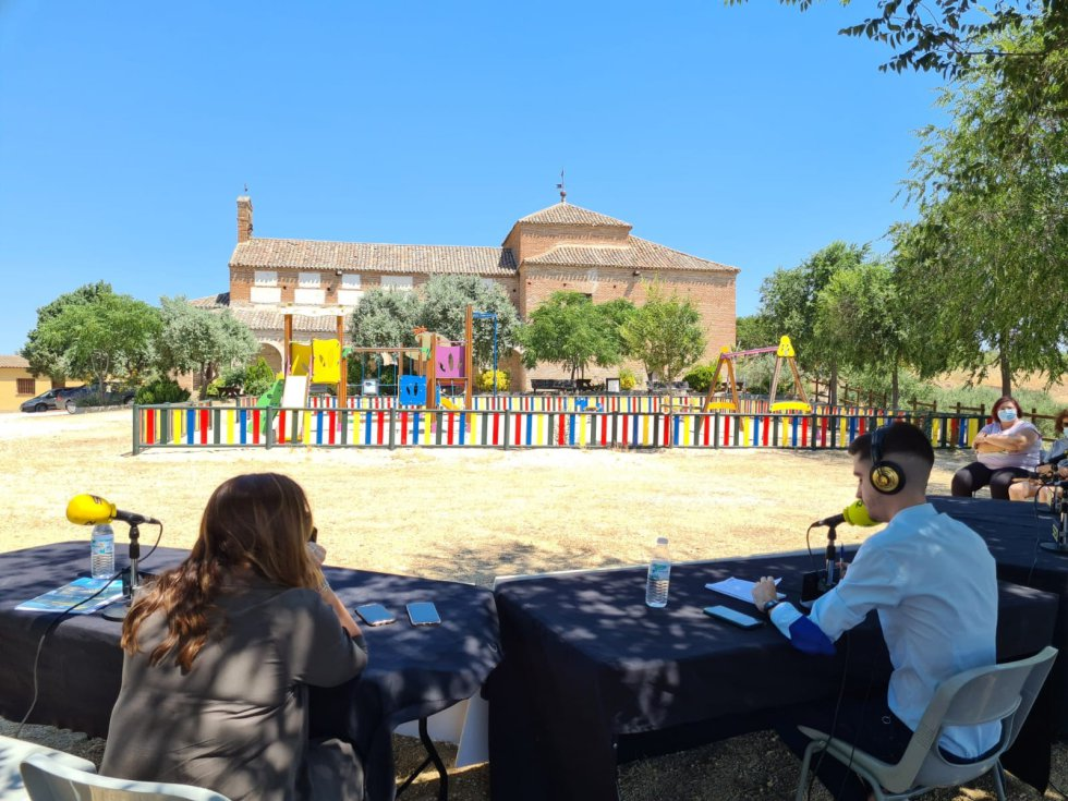 'Hoy por Hoy Talavera' desde Cebolla