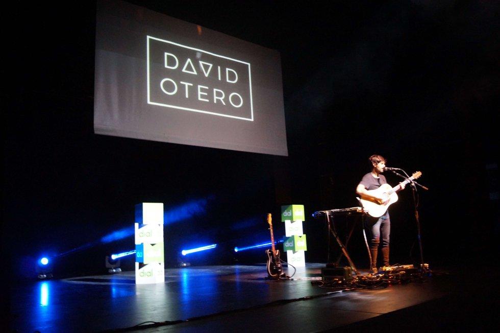 Las mejores imágenes del 'Escenario Dial' con David Otero en Tarancón