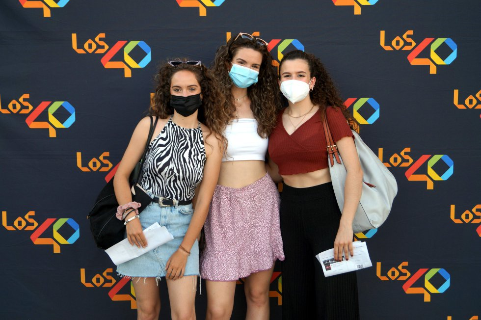 Las mejores imágenes del 'LOS40 Stage' con Dani Fernández en Ciudad Real