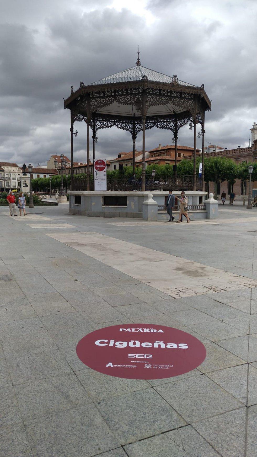 La palabra de Alcalá de Henares