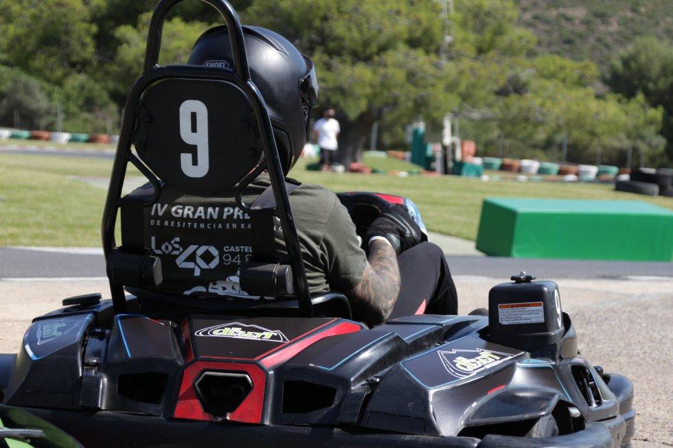 Un día inolvidable en Marlon Kart