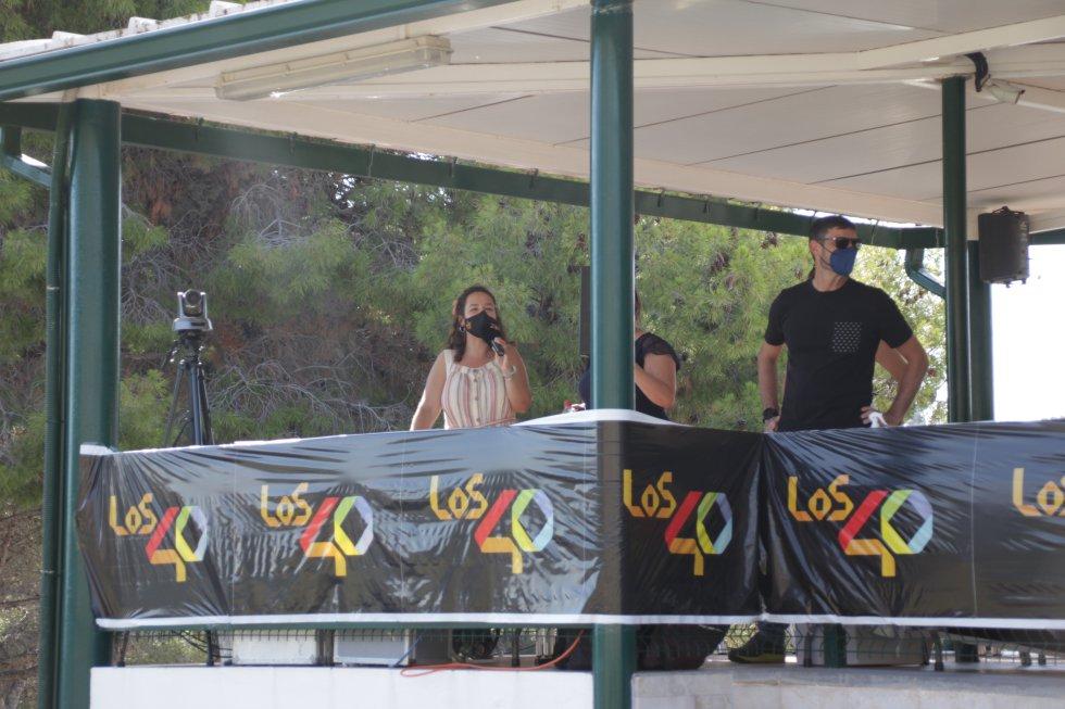El equipo de Radio Castellón no se ha perdido la evolución del premio