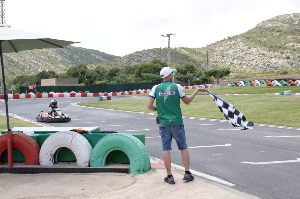 Marlon Kart ha acogido la competición