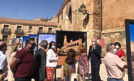 Presentación de la exposición 'Un patrimonio de todos'