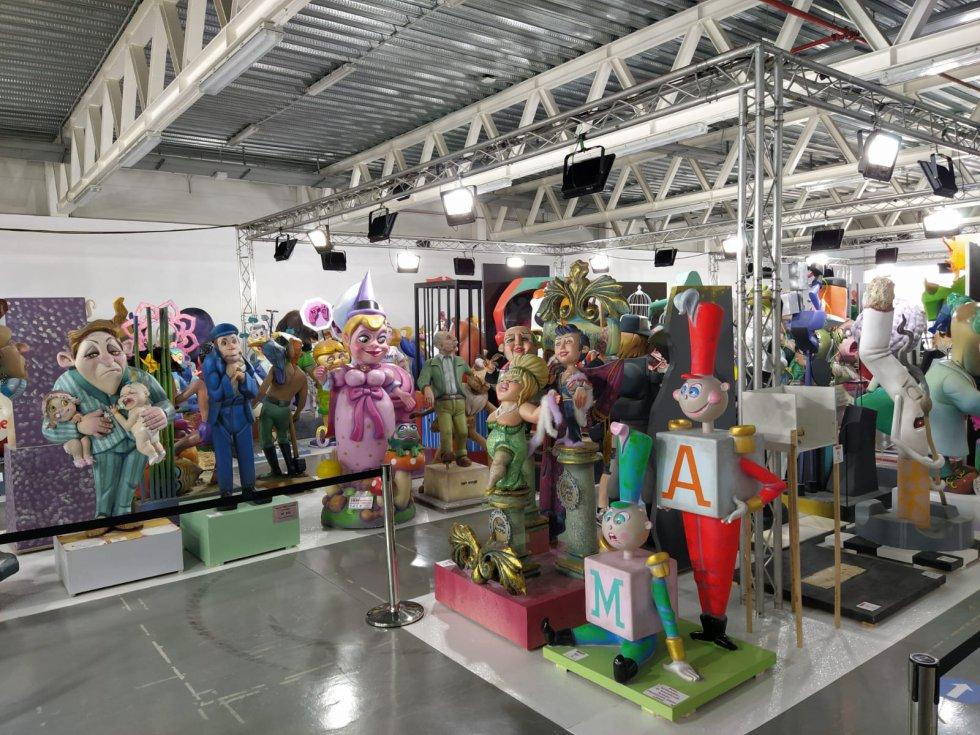 Exposició del Ninot 2021