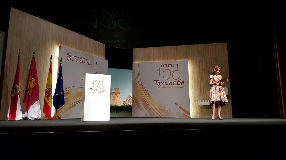 Fotogalería: Acto institucional Centenario Noble Ciudad de Tarancón
