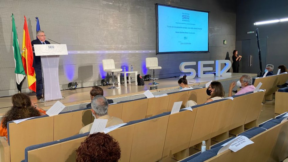 Encuentro SER: Fondo de Recuperación Europeo, una visión desde Bruselas
