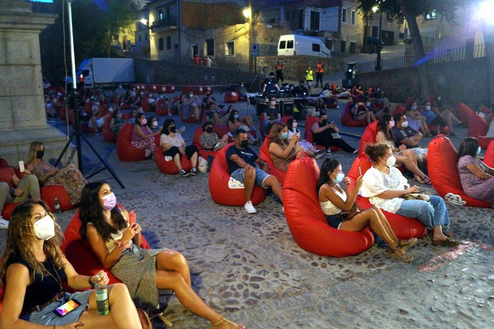 Las mejores imágenes de 'Túmbate Bolo' con David Otero en Toledo