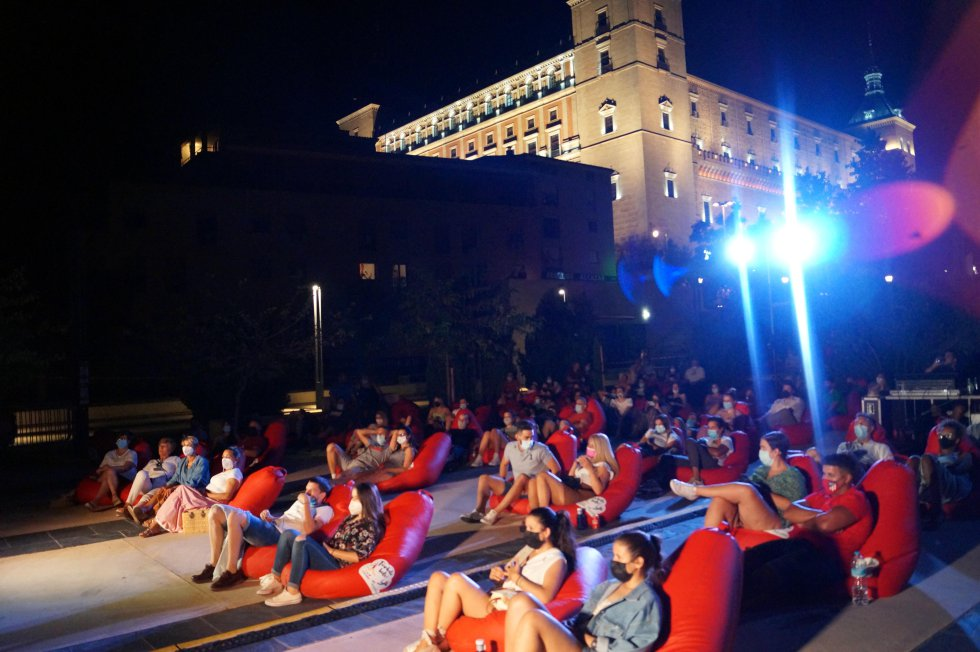 Las mejores imágenes de 'Túmbate Bolo' con Juanlu Montoya en Toledo