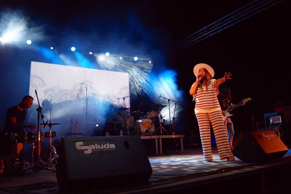 Las mejores imágenes del 'Concierto Dial Villacañas' con Bombai y María Aguado