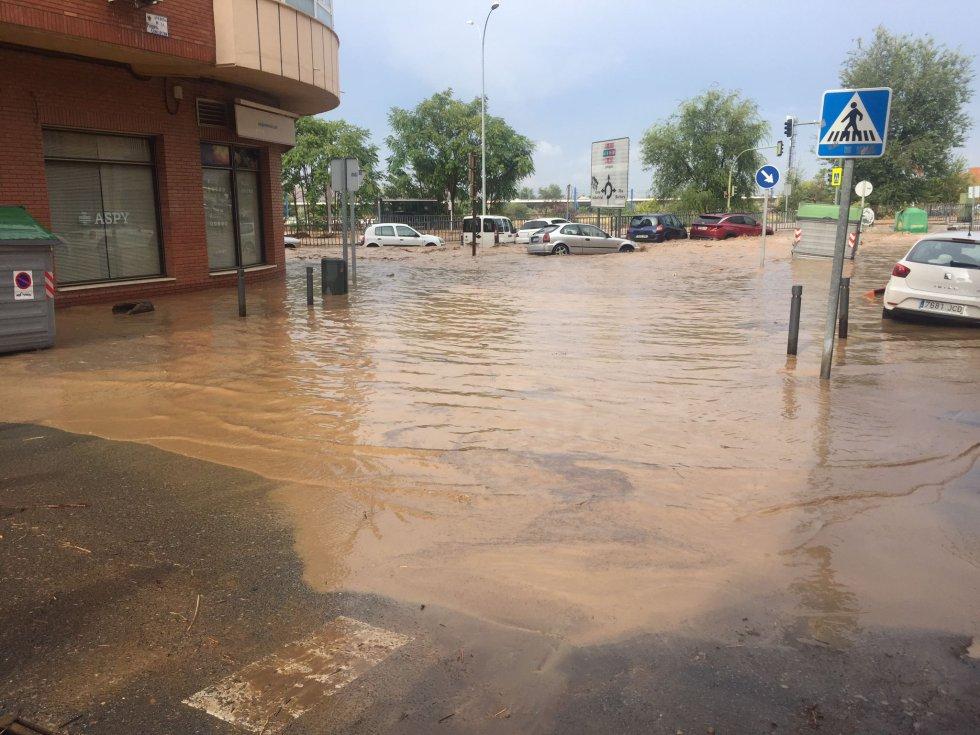 FOTOGALERÍA | Inundaciones en Toledo y pueblos de alrededor