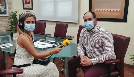 Entrevista a Mario Pérez Cervera, alcalde de Los Alcázares