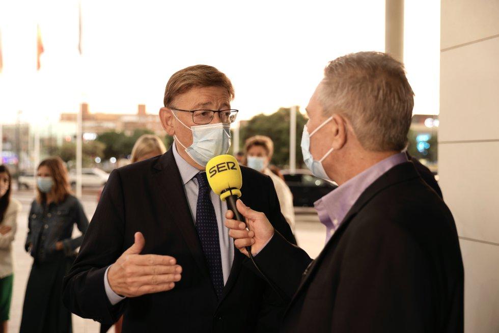 Resumen en imágenes del programa especial del 90 aniversario de Radio Valencia